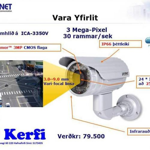 IP myndavél