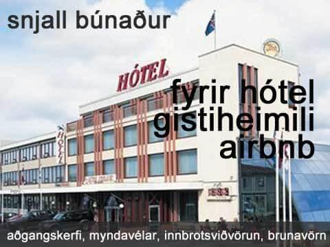 snjall bunadur hotel