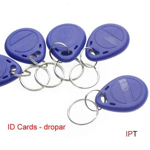 iD cards dropar
